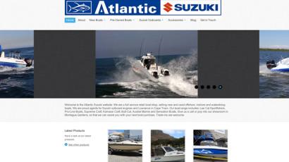 Atlantic Suzuki Website