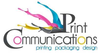 Print Communications logo