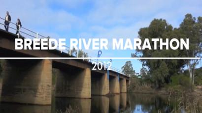 Breede River Marathon '12