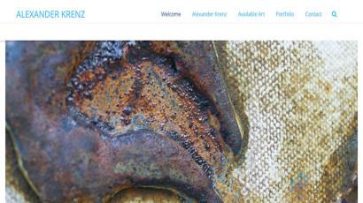 Alexander Krenz website