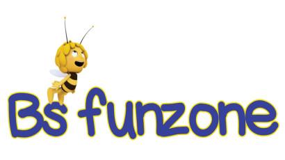B's Funzone logo