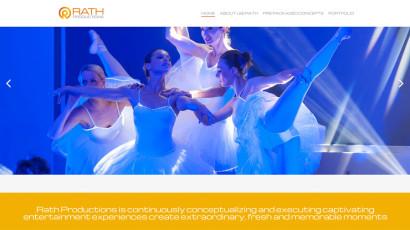 Rath productions website