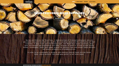 The wood guys website