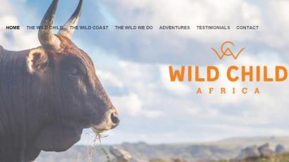 Wild Child Africa Website