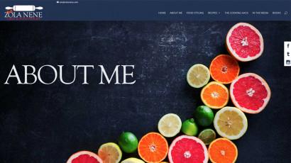 Zola Nene website